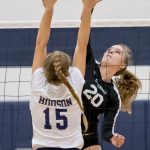 Girls Varsity Volleyball falls to Brecksville-Broadview Heights 3 – 1