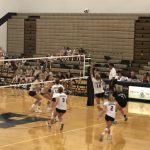 Girls Varsity Volleyball falls to North Royalton
