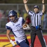 Football Earns Road League Win over Brecksville
