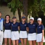 Girls Golf Takes Home Title at Suburban League Pre-Season Tournament