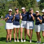 Girls Golf Finishes Unbeaten Regular Season