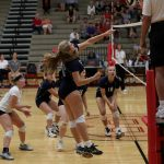 Volleyball Falls to North Royalton