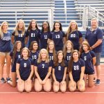 Volleyball Defeats Hawken at Perry Tournament