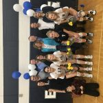 Volleyball Sweeps Cuyahoga Falls on Senior Night