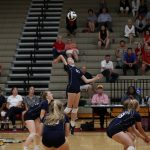 Volleyball falls to Stow 3 – 1