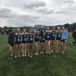 Girls Cross Country finishes 2nd place at SL Championships