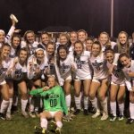 Girls Soccer Advances to District Title After Thriller Over Walsh!