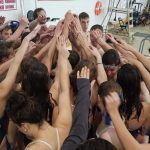 Varsity swimming/diving picks up first Suburban League wins