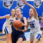 Girls Basketball falls to Brunswick