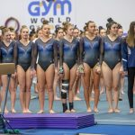 Gymnastics Opens Season with 1st Place Finish!