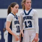 Girls Basketball falls to Cuyahoga Falls