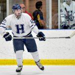 Ice Hockey beats Bishop Watterson at Rough Rider Holiday Tournament