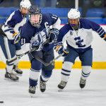 Hudson Hockey Defeats Solon 4-1