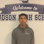 Aaron Martin – Athlete of the Week