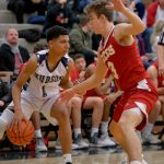 Boys Basketball falls to Brecksville-Broadview Heights