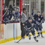Ice Hockey falls to Lake Catholic