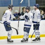 Ice Hockey beats North Olmsted