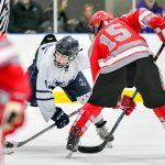 Hudson Hockey Falls to Mentor