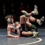 Mayfield Wrestling Holds On To Defeat Hudson