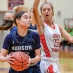 Hudson Girls Defeat Kent 65-39