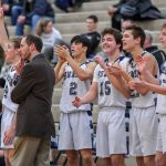 Boys Varsity Basketball beats Cuyahoga Falls