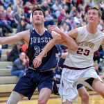 The Hudson Explorers Get A Big Win Over Rival Bulldogs Tonight In Stow