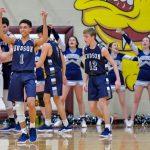 Boys Basketball beats Stow