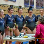 Gymnastics Wins 8-team Meet at West Geauga!