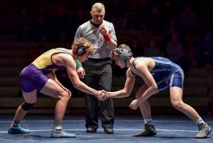 Hudson Wrestling Has A Good Night vs. Cuyahoga Falls and Jackson