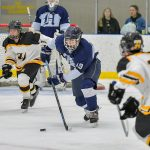 Hudson Hockey Defeats Cleveland Heights 3-1 Tonight @ KSU