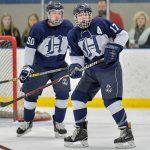 #1 Seed Gilmour Academy Hockey Defeats Hudson 1-0