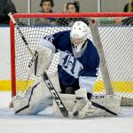 Hockey falls to Gilmour Academy