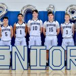 Hudson Boys Basketball Celebrates Senior Night With A Convincing Win Over Wadsworth