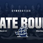 Gymnastics Punches Ticket to State Meet!