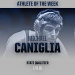 Michael Cangilia – Athlete of the Week
