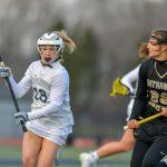 Girls Lacrosse Defeats Hathaway Brown