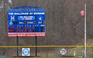 Hudson Baseball Defeats Twinsburg 3-1