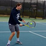 Boys Tennis Picks up Conference Win