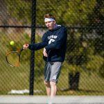 Boys Tennis wins OTCA Match over Strongsville