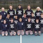 Boys Tennis Sweeps St. Ed's