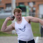 Boys Track Defeats Cuyahoga Falls