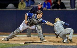 Hudson Baseball Defeats Hoban 4-3