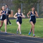 Girls Track finishes 14th at GlenOak Second Sole Eagle Elite