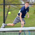 Boys Tennis falls to University School