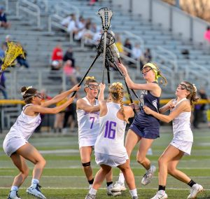 Hudson Girls Lacrosse Falls To Jackson On The Road