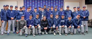 Hudson Baseball Spends Quality Time With Cleveland Indians' Cory Kluber