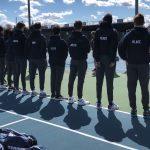 Boys Tennis falls to Twinsburg