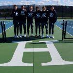 Boys Tennis beats Highland