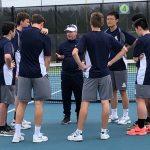 Boys Varsity Tennis falls to Jerome