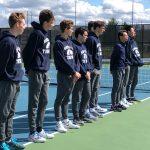 Boys Tennis falls to Wadsworth